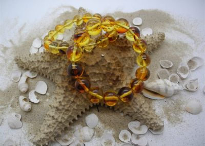 3-Natural Baltic Amber