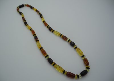 Natural Baltic amber necklace NV01 2