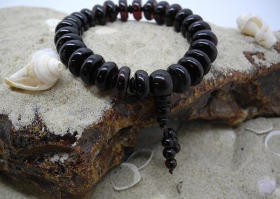 Natural Baltic amber bracelet BRA27